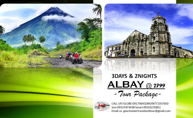 Albay Package InclusionsPrivate Roundtrip Van Transfers From Manila To Bicol 3Day And 2Nights Airconditioned Standard Room Accommodation